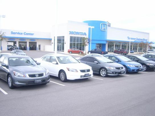 Tameron Honda Eastern S car dealership in Daphne, AL 36526 ...