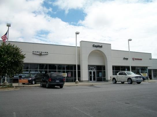 Charming Capital Chrysler Jeep Dodge RAM