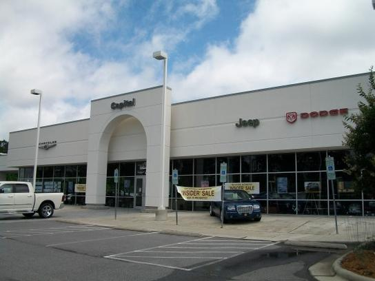 Capital Chrysler Jeep Dodge RAM Car Dealership In Garner, NC 27529 4945 |  Kelley Blue Book