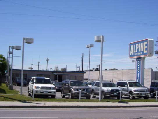 Alpine Auto Sales Llc >> Alpine Auto Sales Car Dealership In Salt Lake City Ut 84115