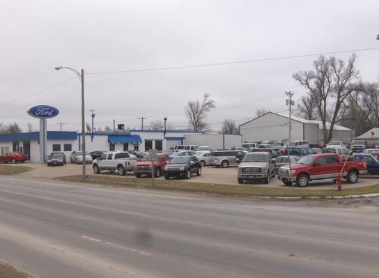 Rick Honeyman Ford car dealership in Seneca, KS 66538