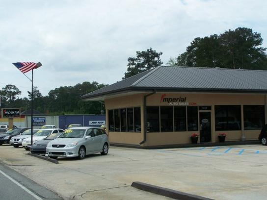 imperial auto sales car dealership in valdosta ga 31602