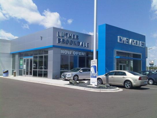 Luther Brookdale Chevrolet Buick Gmc Car Dealership In Minneapolis Mn 55429 1713 Kelley Blue Book