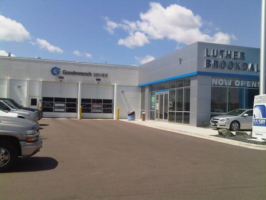 Luther Brookdale Chevrolet Buick GMC Car Dealership In Minneapolis - Buick dealerships in minnesota