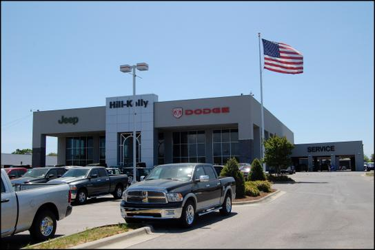 Hill Kelly Dodge Chrysler Jeep 1
