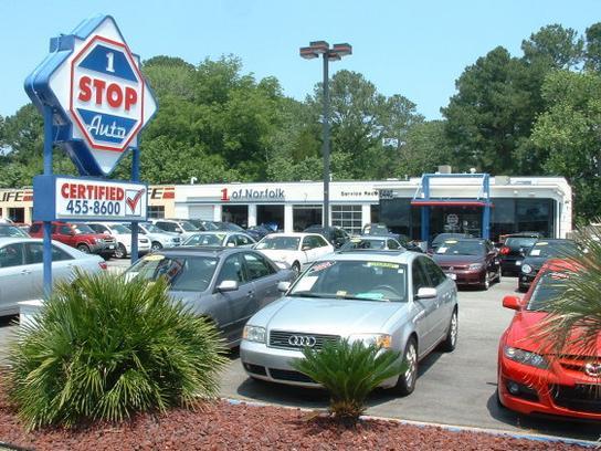 Auto Dealers Virginia Beach Blvd