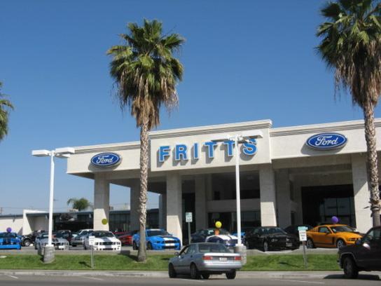 Fritts Ford Car Dealership In Riverside Ca 92504 4102 Kelley Blue Book