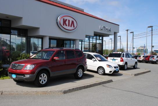 Lithia Kia of Anchorage 3