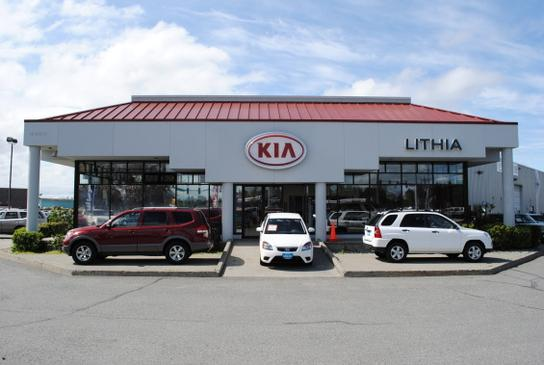 Lithia Kia of Anchorage 1