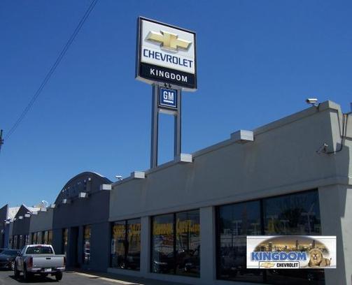Kingdom Chevy Com >> Kingdom Chevrolet Car Dealership In Chicago Il 60636 Kelley Blue Book