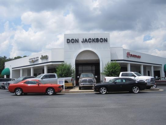 Don Jackson Chrysler Dodge Jeep Ram Fiat