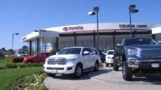 Toyota Stevens Creek >> Stevens Creek Toyota Car Dealership In San Jose Ca 95129 0099