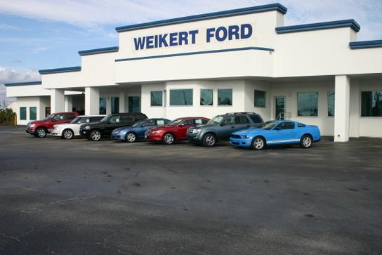 weikert ford inc. car dealership in lake wales, fl 33859-6853