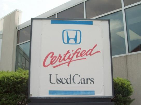 Vann York Honda car dealership in High Point, NC 27262   Kelley Blue