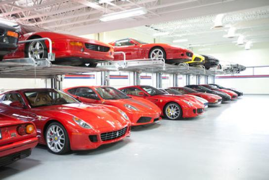 wide world ferrari maserati car dealership in spring valley, ny