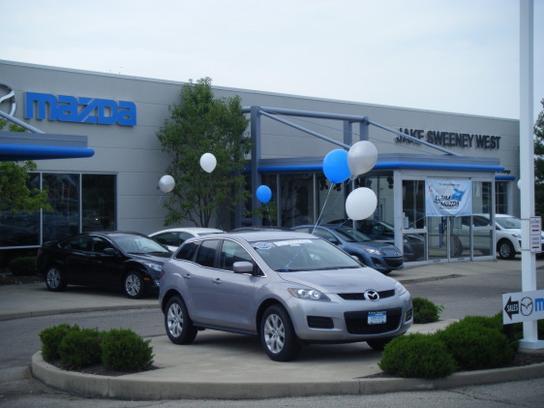 Mazda Dealers Cincinnati >> Jake Sweeney Mazda West Car Dealership In Cincinnati Oh