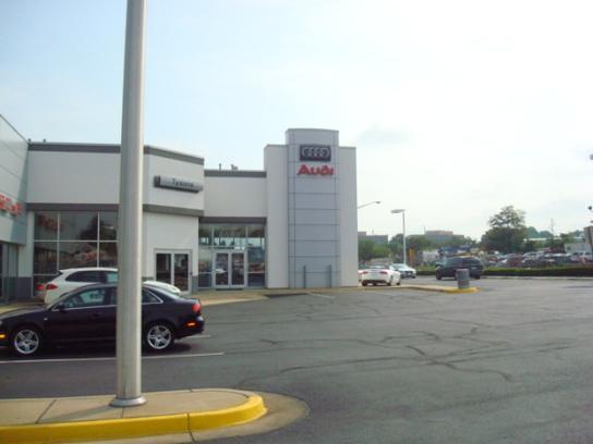 Audi Tysons Corner car dealership in Vienna, VA 22182 | Kelley Blue Book