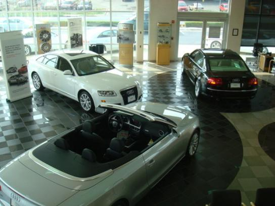 Audi Tysons Corner Car Dealership In Vienna VA Kelley Blue Book - Audi tysons corner