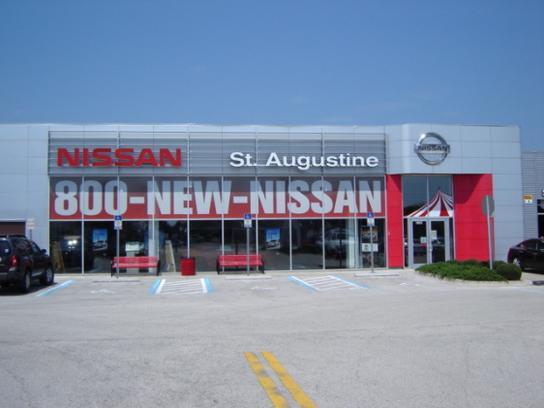 Nissan St Augustine >> Nissan Of St Augustine Car Dealership In St Augustine Fl 32086