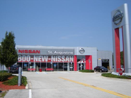 Nissan of St. Augustine 1