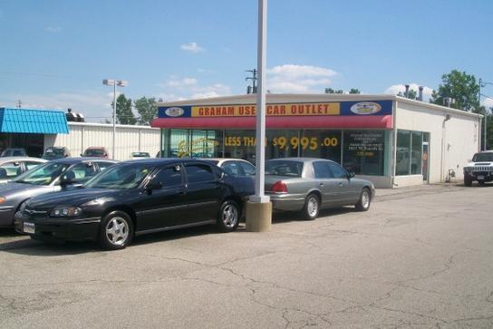 Graham Used Car Outlet 1