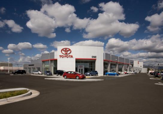 Great One Toyota Of Oakland