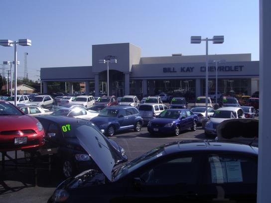 Bill Kay Chevy >> Bill Kay Chevrolet Car Dealership In Lisle Il 60532 Kelley Blue Book