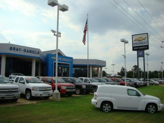 Gray Daniels Chevrolet car dealership in Jackson, MS 39211 | Kelley