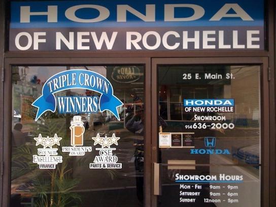 Honda Of New Rochelle Car Dealership In New Rochelle, NY 10801 5319    Kelley Blue Book