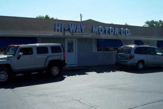 Hi-Way Motor Company 2