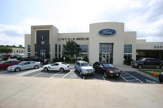 Mac Haik Ford Lincoln Car Dealership In Georgetown Tx 78626