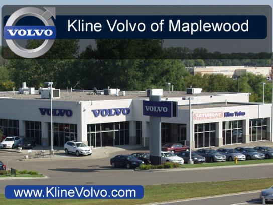 kline volvo cars of maplewood car dealership in maplewood, mn 55109