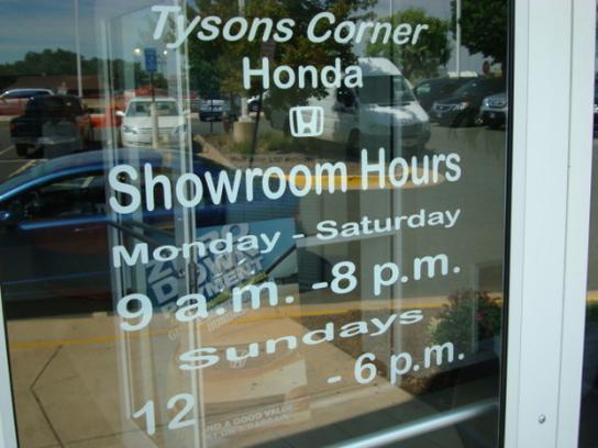 Great Honda Of Tysons Corner 1 Honda Of Tysons Corner 2 ...