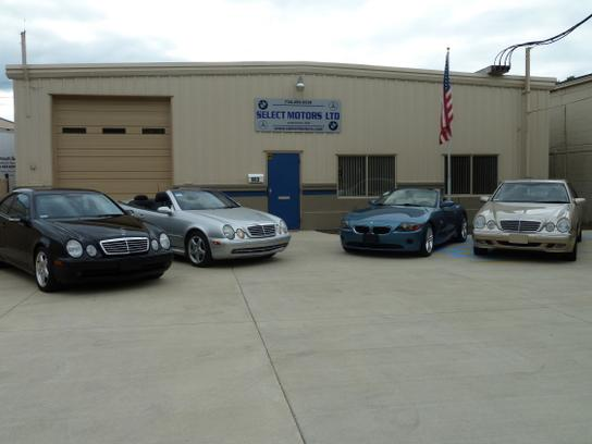 Select Motors Ltd