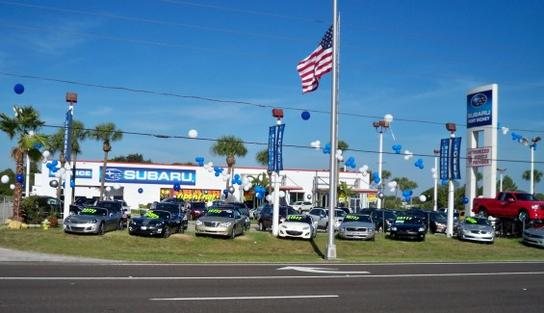 Lokey Subaru of Port Richey