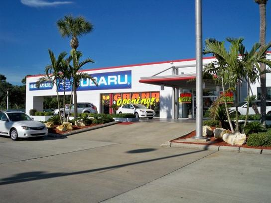 Lokey Subaru of Port Richey 1