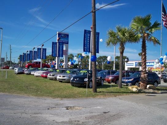 Lokey Subaru Of Port Richey Car Dealership In Port Richey, FL 34668 |  Kelley Blue Book