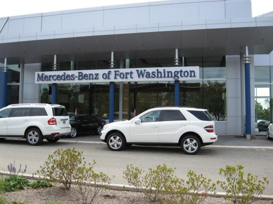 mercedes benz of fort washington car dealership in fort