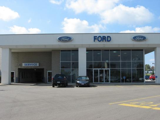 Graham Automall Mansfield >> Graham Ford Car Dealership In Mansfield Oh 44906 Kelley