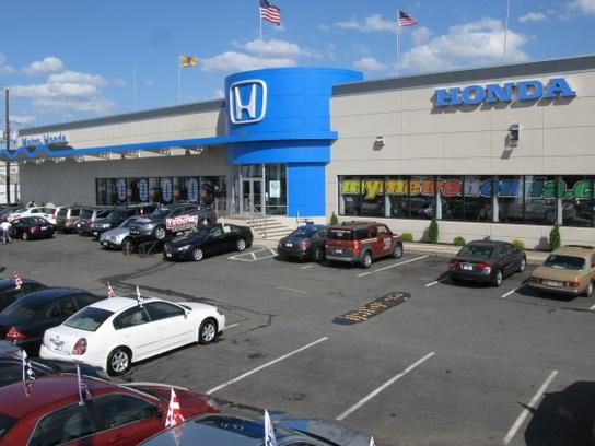 Honda Dealers Nj >> Metro Honda Car Dealership In Jersey City Nj 07305 Kelley Blue Book