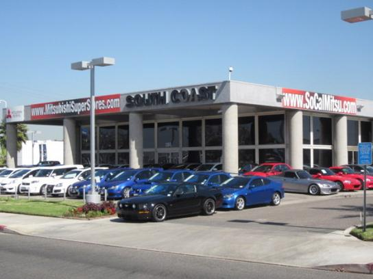south coast mitsubishi car dealership in costa mesa, ca 92626