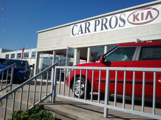 Car Pros KIA - Huntington Beach