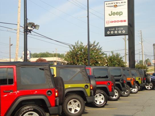 Ed Voyles Chrysler Dodge Jeep RAM Car Dealership In Marietta, GA 30060 9222  | Kelley Blue Book