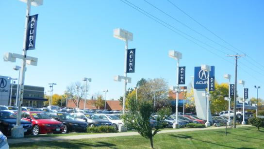 Arlington Acura in Palatine 1