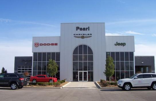 Pearl Chrysler Dodge Jeep RAM