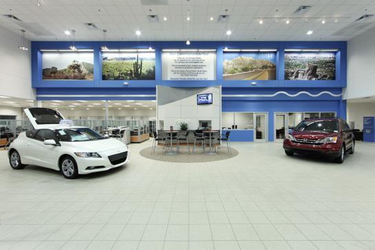 Honda Dealership Az >> Showcase Honda car dealership in Phoenix, AZ 85014-3403 | Kelley Blue Book