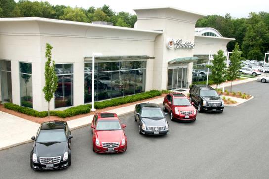 Long Cadillac Car Dealership In Southborough MA Kelley - Cadillac dealers ma