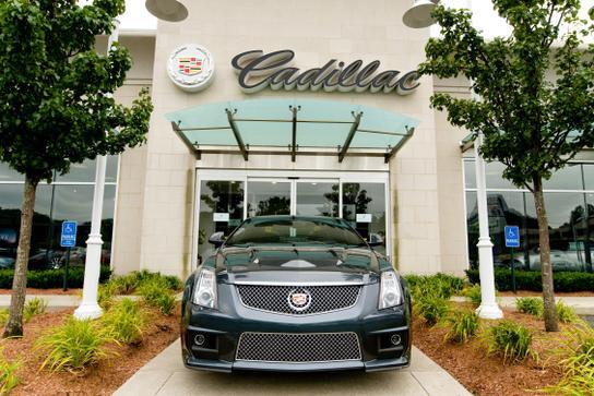 Long Cadillac car dealership in Southborough, MA 01772 ...