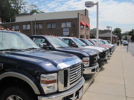 Ford Dealers Nj >> Salerno Duane Ford Car Dealership In Summit Nj 07901 3500 Kelley