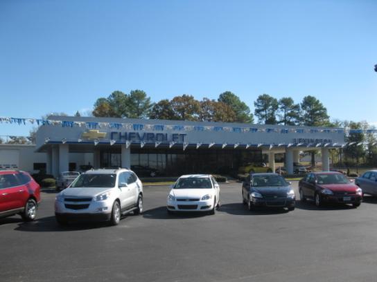Lexington Car Dealerships: Jones Chevrolet Lexington Car Dealership In Lexington, TN